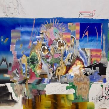 名もなき実昌&浦川大志 二人展「#終わらにゃい?#もう終わんにゃい!」