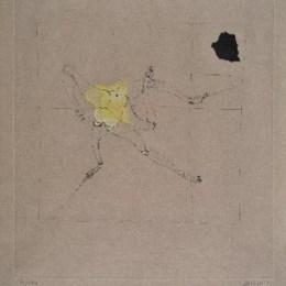 ハンス・ベルメール「マリオネット」1969年/エッチング/143000円