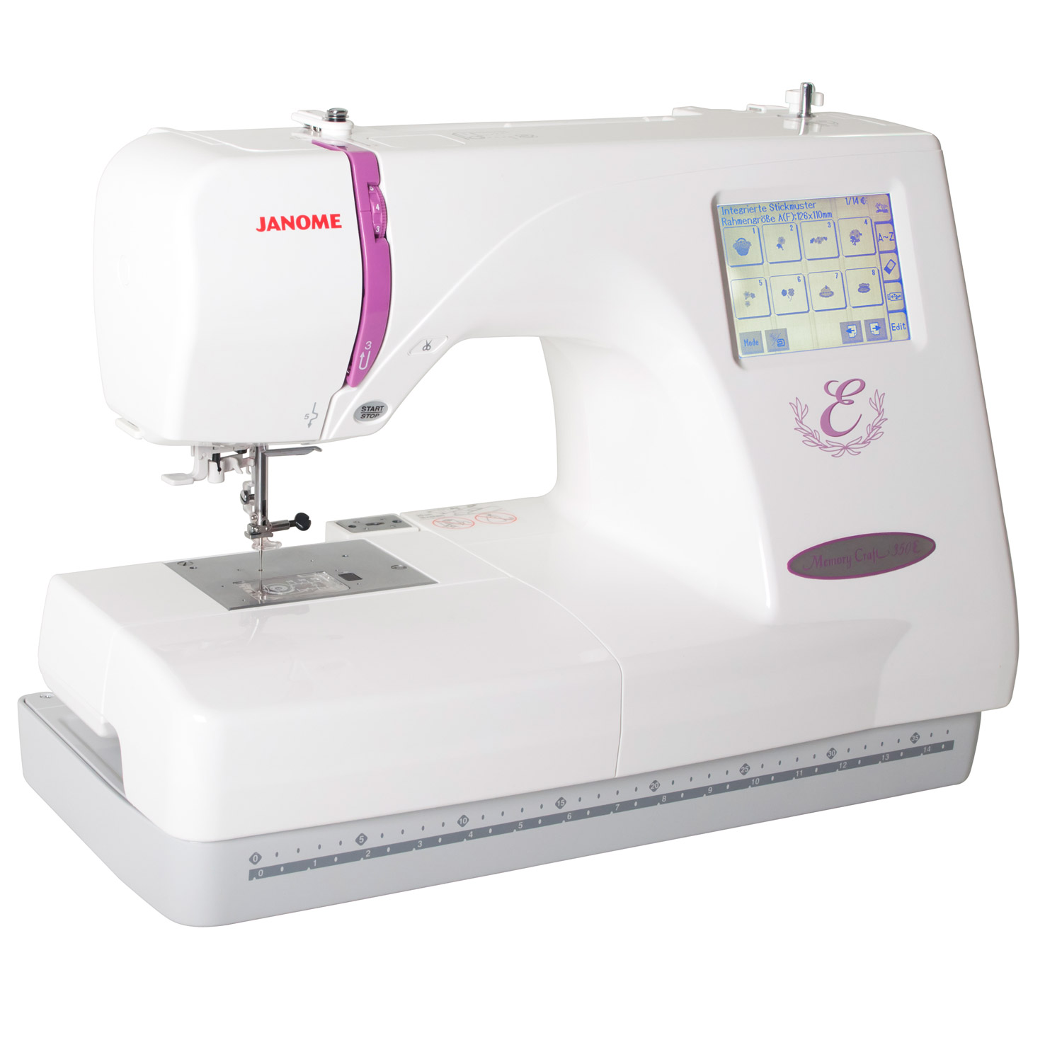 Janome memory craft 6500p - Janome Memory Craft 350e Janome Memory Craft 350e Zoom Pfeile Pdf Download