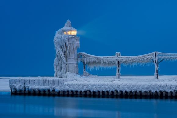 Michigan State Hd Wallpaper Glenn Nagel Photography St Joseph Lighthouse St