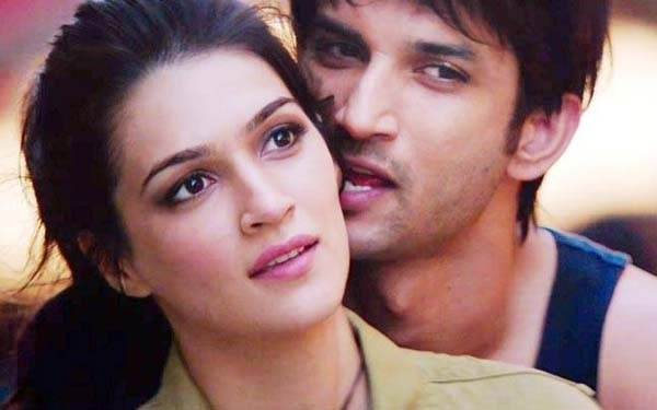 Cute Wallpaper In Twitter Sushant Is Not Short Tempered At All Says Kriti Sanon