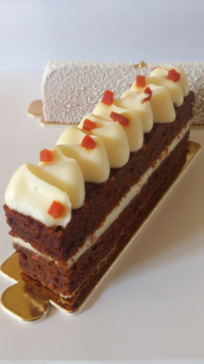 le kue gateau aux carotte carrot cake nahmj. Black Bedroom Furniture Sets. Home Design Ideas