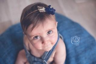 Norah 8 meses