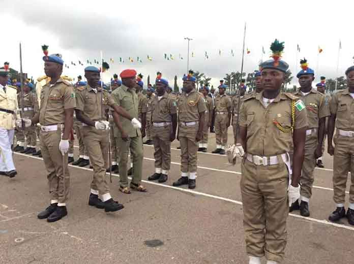 Peace Corps of Nigeria Duties, salary scale and ranking hierarchy