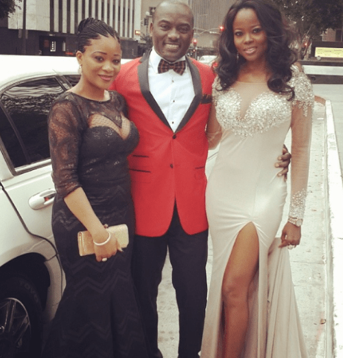 13 500x522 Pictures Of Nigerian Celebrities At The Grammys [Photo]