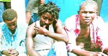 Shocking: See Three Men Who Abducted And Raped 17 Year Old Girl For Three Days
