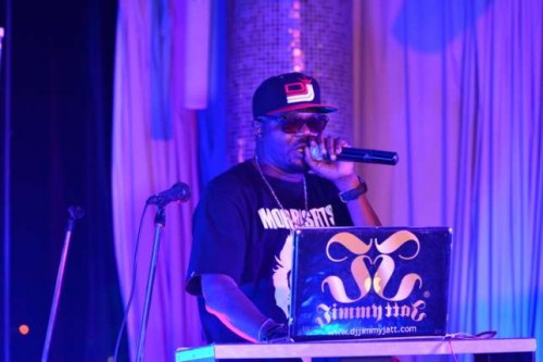 tiwA 2 500x333 Tee Billz Can't Resist Tiwa Even In The Public, Check Out Pictures From Industry Night with Jimmy Jatt
