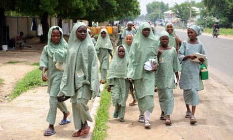 Schoolgirls In Nigeria NL1 School Girls Abduction: Four Battalions Mobilize For Sambisa Forest