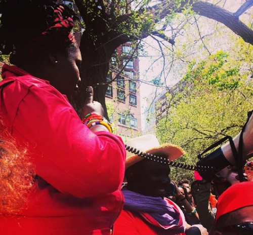 3 500x464 #BringBackOurGirls Protest Hold In Newyork And D.C (Photos)