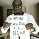 Puff Daddy On #BringBackOurGirls Campaign