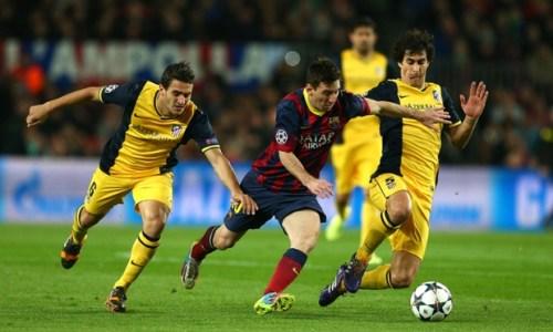 [Video] Barcelona 1 – 1 Atletico Madrid [La Liga] Highlights