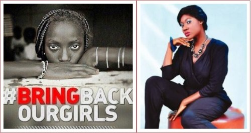 chibok girls 500x265 Mercy Johnson Writes On Missing School Girls #BringBackOurGirls
