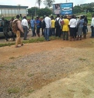 oau new NL2 OAU Shut Down After Several Days Of Students Protest Over School Fees