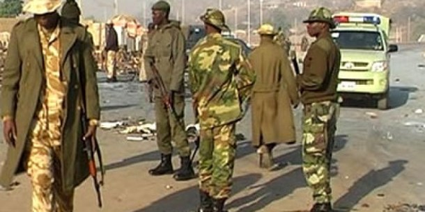 Soldiers NL Two Soldiers, 12 Others Killed In Taraba Crisis   Police