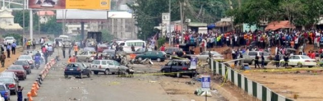 Panic In Abuja Over Suspected Bomb-Laden Car