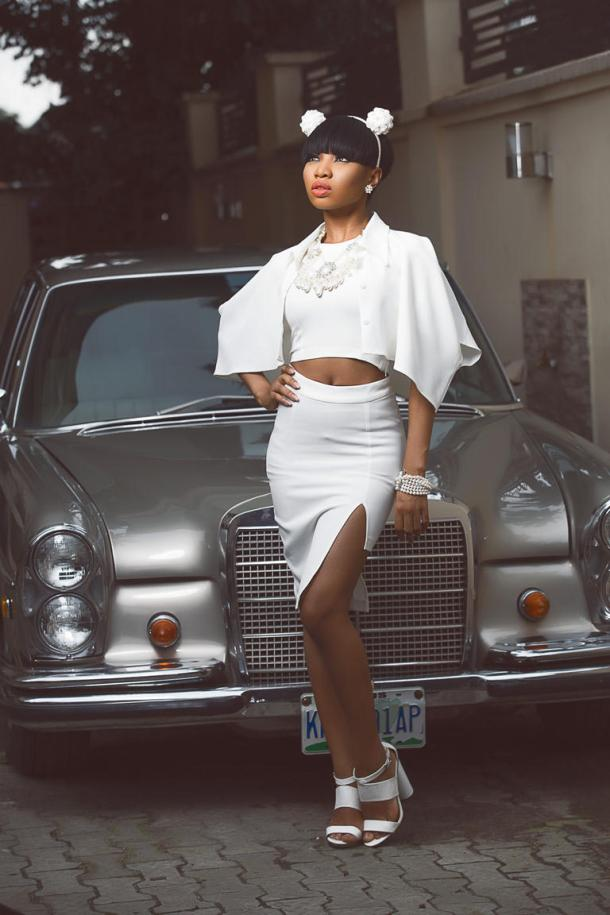Mo Cheddah new photoshoot 700x1050 Mo'cheddah Like You Have Never Seen Her Before [See Photo]