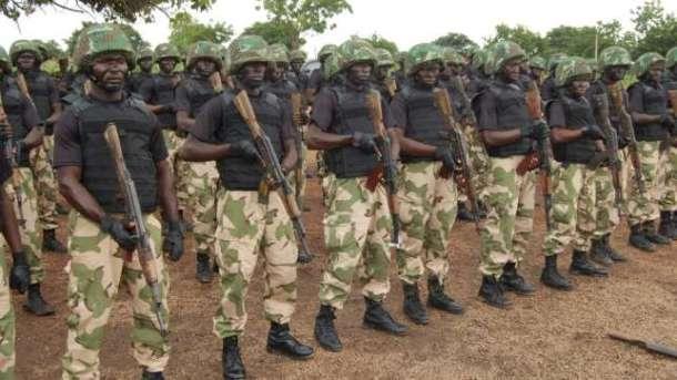 Nigerian army 50 Boko Haram Members Die In Army Raid   Defence HQ Says