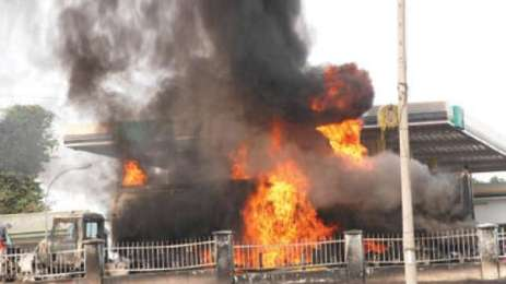 Bomb NNPC station NL BREAKING! Another Bomb Blast In Bauchi Bus Station