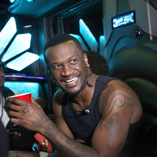 peter PSquare's Peter Okoye Falls Off On Stage In Namibia Rushed To Hospital