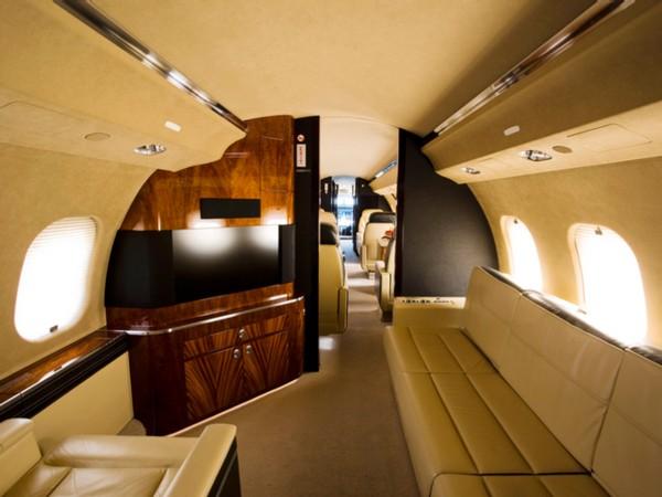 21 Photos: See Inside Asiwaju Bola Tinubus Private Jet