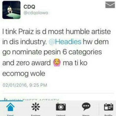 CDQ_Headies_Praiz