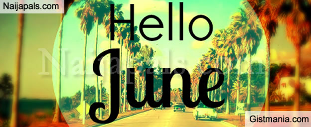 Shine Quote Wallpaper Welcome To June Happy New Month To All Our Amiable