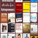 DO MORE: 21 Free Powerful eBooks for Entrepreneurs, Plus Something Extra!
