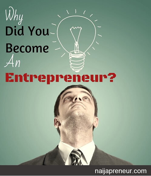 purpose of entrepreneurship