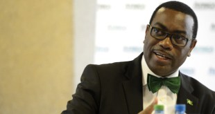 Akinwumi Adesina, president of the African Development Bank
