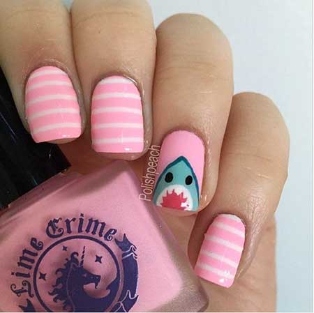 12 Cute Kids Nail Designs