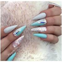 10 Different Nail Design Ideas for Very Long Nails