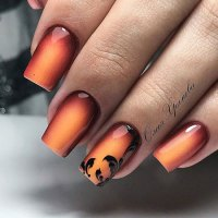 18 Popular Nail Art Ideas for for Fall - Nail Art Designs 2017