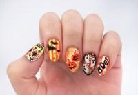 Cute and Creepy Halloween Nail Art Ideas | Nail Design Ideaz