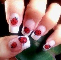 42 Cute Ladybug Nail Art Designs | Nail Design Ideaz