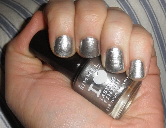 40 Pretty Silver Nail Art Designs Nail Design Ideaz