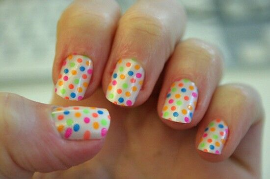 35 Super Cute And Easy Nail Designs For Kids Nail Design
