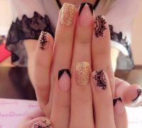 35 Carefree Boho Nail Designs | Nail Design Ideaz