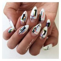38 Striking Modern Nails | Nail Design Ideaz