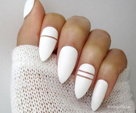 23 Almond Nail Designs Best Nail Art Designs 2018
