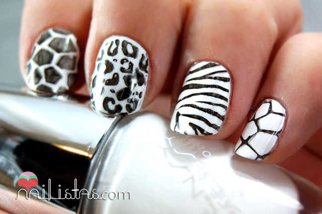 U as decoradas con animal print cebra leopardo jirafa for Decoracion cebra