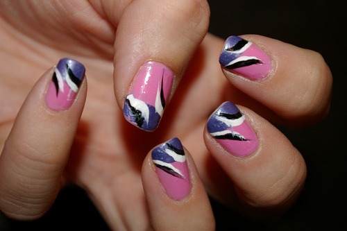 22 Simple And Easy Nail Art Designs You Can Do Yourself Nailkartcom