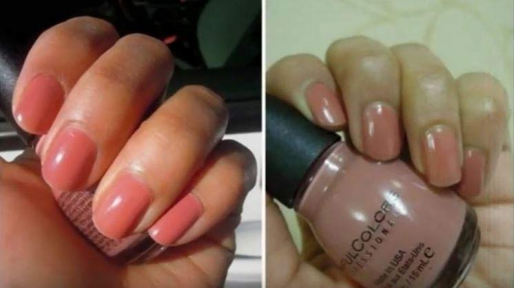 Best Color Nail Polish For Light Skin Hession Hairdressing