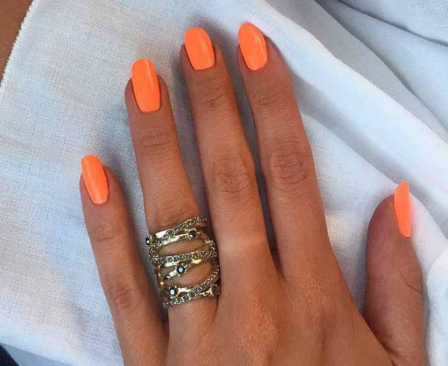 Comfortable Best Nail Polish Colors For Tan Skin Tones Summer Fall ...