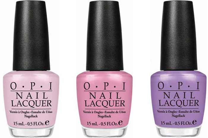Purple Nail Polish Colors Names Best Reviews Ideas