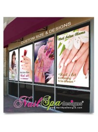 Custom Design Window Decals | Arts - Arts