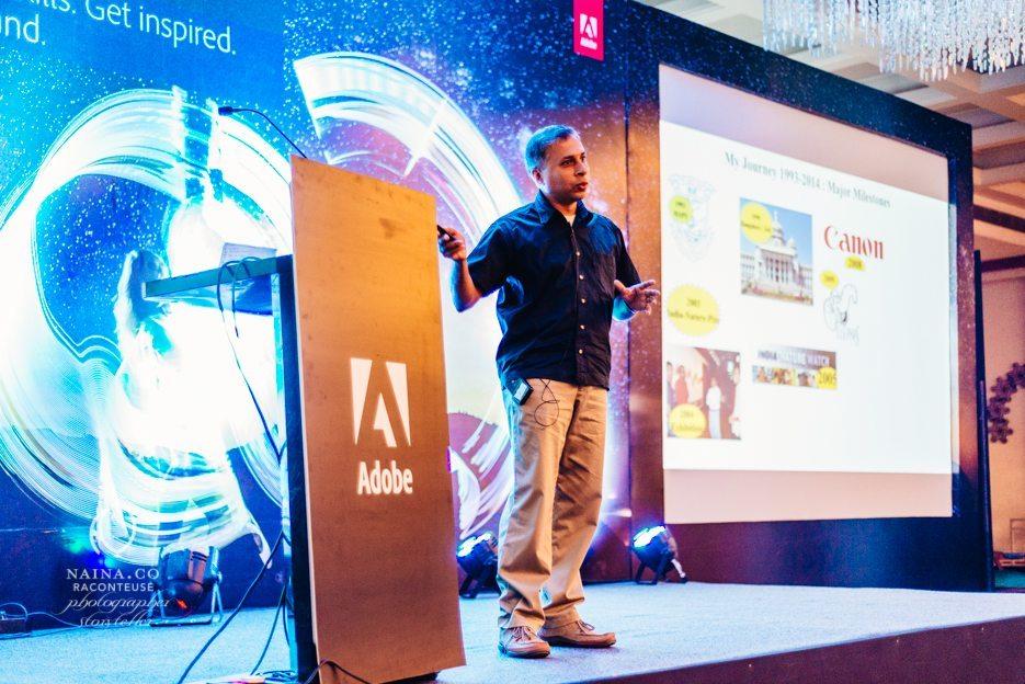 Naina.co-Photographer-Raconteuse-Storyteller-Luxury-Lifestyle-Adobe-Photography-Symposium-Bangalore-Speaker-Stage