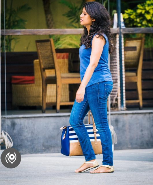 #EyesForStreetStyle #Bangalore #WorldTradeCenter Naina.co Luxury & Lifestyle, Photographer Storyteller, Blogger.