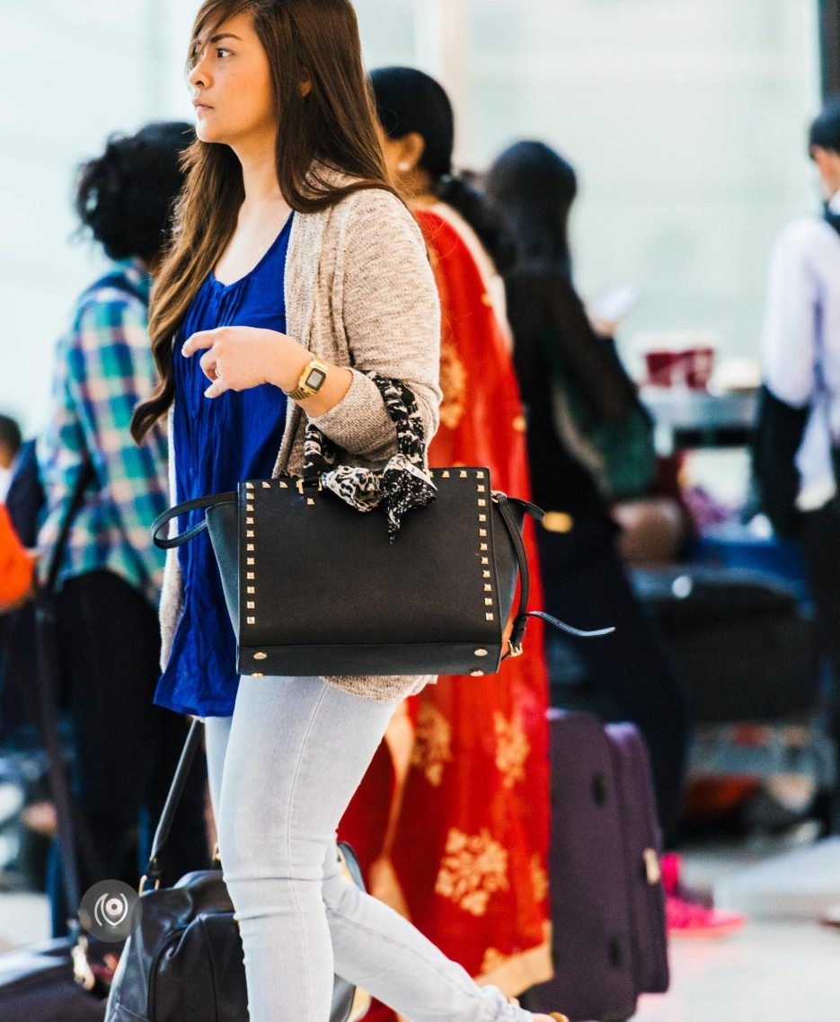 #EyesForStreetStyle #Airport Naina.co Luxury & Lifestyle, Photographer Storyteller, Blogger