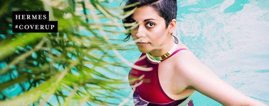 Naina.co Luxury Lifestyle Photographer Blogger Storyteller : #CoverUp personal style Hermes EyesForLuxury