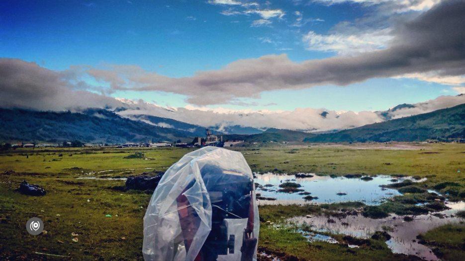 Timelapse Photography, Cloudy, Sunny, River, Yargap Chu, Stray Dogs, Tripod, Menchukha, Menchukha Valley, Menchuka, Mechuka, Arunachal Pradesh, Travel Photographer, Travel Blogger, Luxury Photographer, Luxury Blogger, EyesForDestinations, EyesForArunachal, #EyesForDestinations, #EyesForArunachal